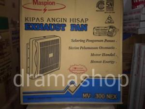 harga Kipas angin hisap, Exhaust Fan Maspion MV-300 NEX Tokopedia.com