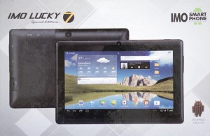 Tablet IMO Lucky Seven X6