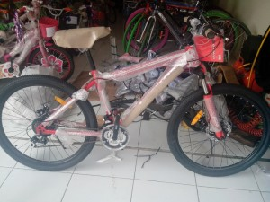 harga sepeda gunung GENIO DLITZ Tokopedia.com