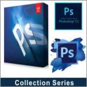 Adobe Photoshop (CS2, CS3, CS4, CS5, CS6, CC) Software Mac Hackintosh