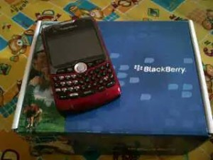 Blackberry curve 8330 CDMA new BM original
