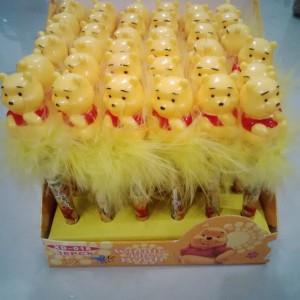 harga Pulpen Winnie The Pooh Bulu-Bulu Lampu Tokopedia.com