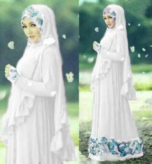Maxi Princess White