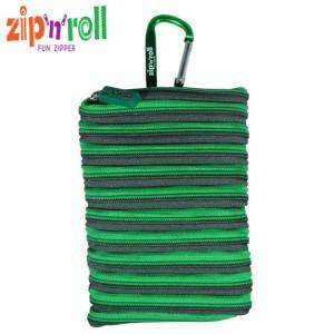 harga Dompet Handphone, Zip n Roll - MOBILE POUCH LARGE [HP-001] Grey-Green Tokopedia.com