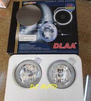 harga Lampu Kabut / Foglamp Universal DLAA bULAT KECIL H3 55Watt ( LA724) Tokopedia.com