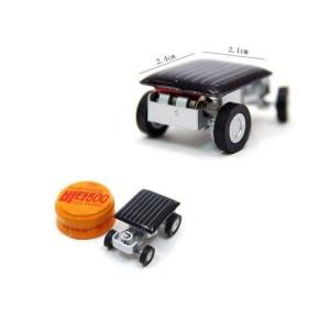 Mobil - mobilan tanpa baterai (Tenaga Matahari)
