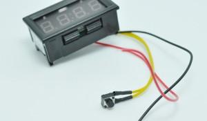 harga Jam digital untuk mobil/motor DC 4.5 - 30 volt Tokopedia.com