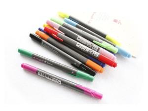 harga Monami 12 Watercolor Pen Set Tokopedia.com