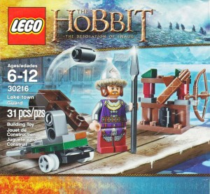 harga LEGO 30216 Lake-town Guard - Polybag Laketown Guard Hobbit Tokopedia.com