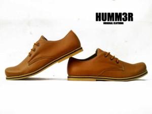 harga sepatu semi boot humm3r fox tan Tokopedia.com