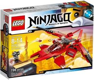 harga LEGO 70721 NINJAGO Kai Fighter Tokopedia.com