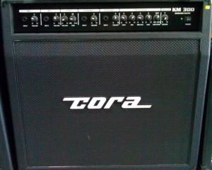 Ampli Keyboard Cora KM 300