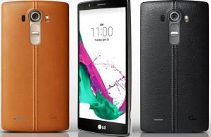 LG G4 Garansi Resmi Leather Black DUAL SIM (Include SD Card 64GB)