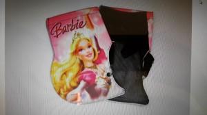 sarung tangan anti panas tempel stang motor SUPERCOOL Barbie