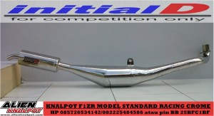 harga Knalpot F1zr model Standard Racing Crome Tokopedia.com