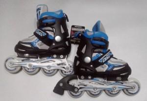 harga Sepatu Roda / Roller Blade / Inline Skate , SH0838 , Biru Tokopedia.com
