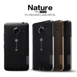 harga Soft Case TPU Nillkin Microsoft Lumia 640XL  Nature Series Tokopedia.com