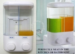 touch hand soap dispenser sabun cair tangan cuci piring gel liquid