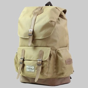 Visval Tas Ransel Laptop Backpack Rave Black Daftar Harga Source · Tas Ransel Visval Abigail Khaki Backpack Selempang Keren
