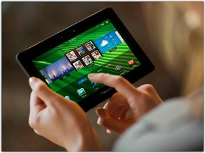 Tablet/Tab 7 Inch Blackberry Playbook 16GB WIFI 1GB RAM HD Screen Baru