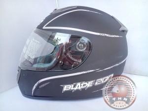 Helm BMC Blade 200 Line ( BlackDoff/Silver, Size XL )