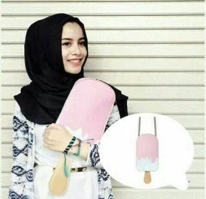 Ice cream stick sling bag - Tas tumblr