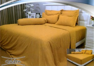Bedcover Vallery 180 – Golden