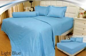Bedcover Vallery 180 – Light Blue