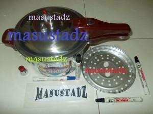 Presto Airlux 5 Liter pressure cooker Asli dan Baru