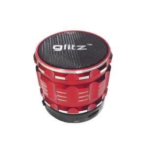 SPEAKER BLUETOOTH GLITZ SP10 RED