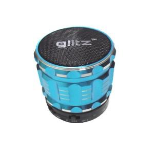 SPEAKER BLUETOOTH GLITZ SP10 BLUE