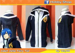 harga [ANIME] Jaket Jellal Fairy Tail Tokopedia.com