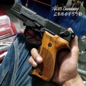 harga Walther CP 88 Umarex Jerman Full upgrade + Grip kayu Tokopedia.com