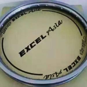 Velg TK Excel Takasago Asia silver ukuran 18 x 215