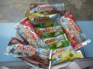 Es fruties, Laris bikin Pembeli Beli lagi