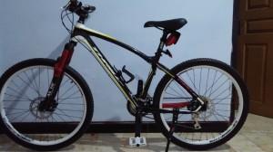 harga Sepeda MTB THRILL AGENT XC 3 (udah di Modif) Tokopedia.com