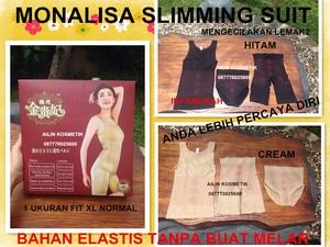 Jual Ready!! Monalisa Slimming Suit Korset Pelangsing ...