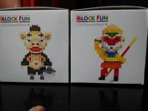 Lego Nano Block Monkey King