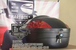 Box Motor KMI 201 Hitam