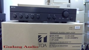 Amplifier TOA ZA-2120 (120watt)