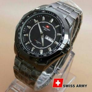jam tangan swiss army(rolex gucci fossil guess bonia hublot seiko