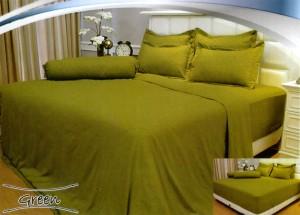 Bedcover Vallery 180 – Green