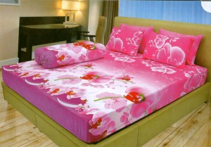 Bedcover Lady Rose Disperse 180 – Orchid