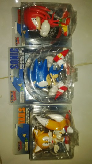 Sonic The Hedgehog & Friends