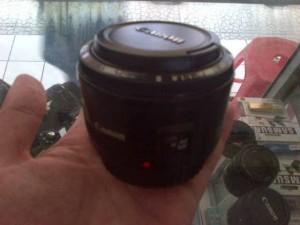 Lensa fix canon 50mm f1.8