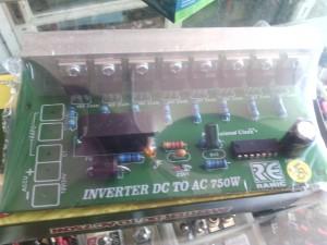 harga inverter 12vDC - 750watt 220vAC mini generator Tokopedia.com