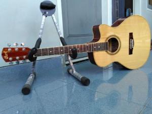 harga Gitar Akustik Cort Natural Non Equalizer Tokopedia.com