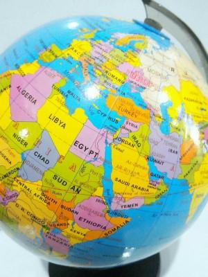 harga Bola Dunia 18,2cm Globe Meja Murah Bola Dunia Murah Tokopedia.com
