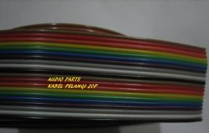 harga Kabel Pelangi 20w (20p) / Meter Tokopedia.com