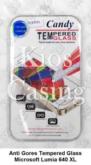 harga Microsoft Lumia 640 XL - Anti Gores Tempered Glass Screen Guard Tokopedia.com